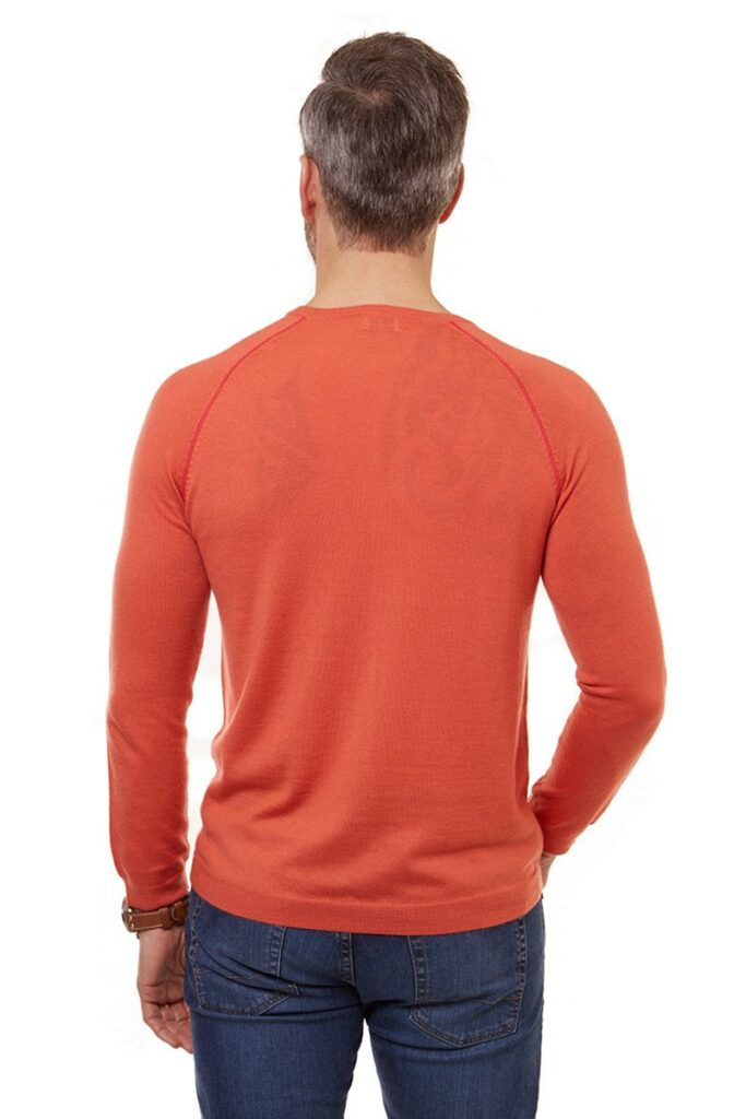 Cove Bay Fine Gauge Crew Neck Sweater