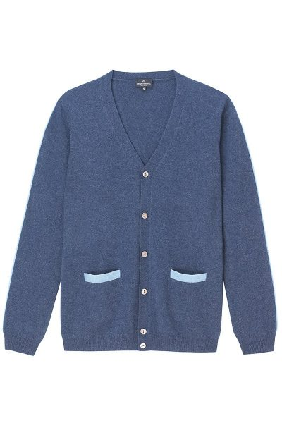 Delaware Cashmere Rich Cardigan